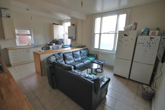 Thumbnail End terrace house to rent in Bramley Road, West End, Leicester