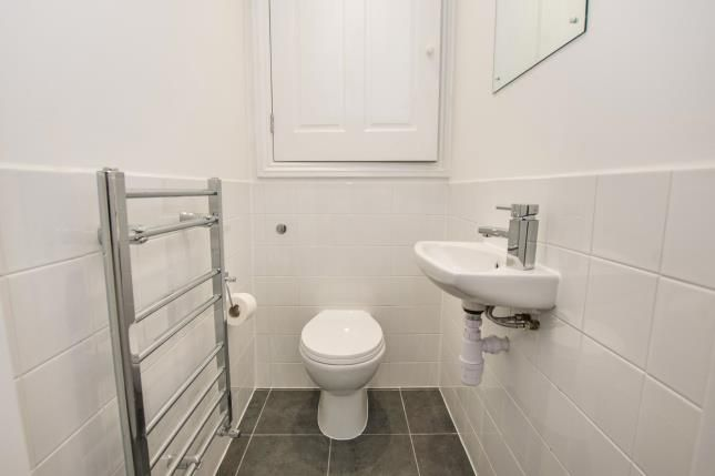 Toilet of St. Andrews Terrace, Crabble Avenue, Dover, Kent CT17