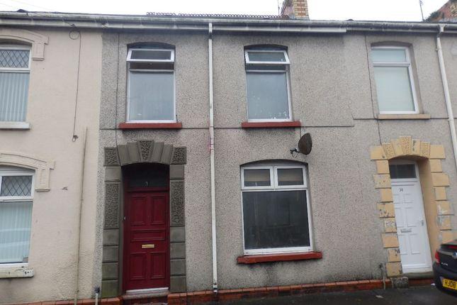Thumbnail Terraced house to rent in Ynys Wen, Felinfoel, Llanelli