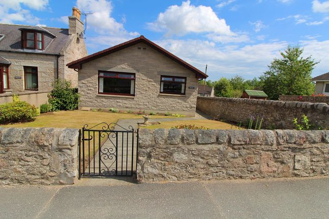Thumbnail Bungalow for sale in Fraser Place, Inverurie