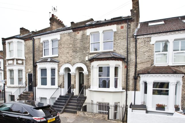 4 bed terraced house for sale in Alkerden Road, London