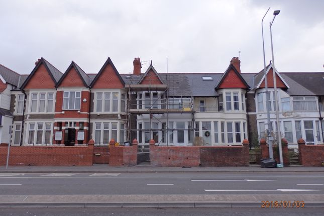 Thumbnail Shared accommodation to rent in North Road, Cardiff