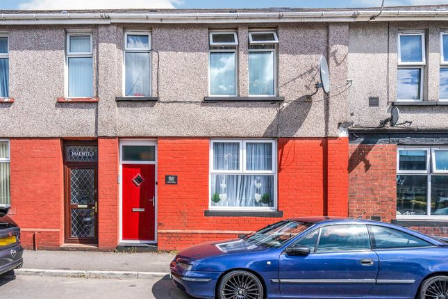 3 bed terraced house for sale in Church Street, Briton Ferry, Neath SA11
