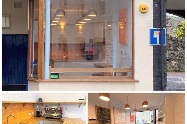 Thumbnail Restaurant/cafe for sale in The Square, Kingswear, Dartmouth