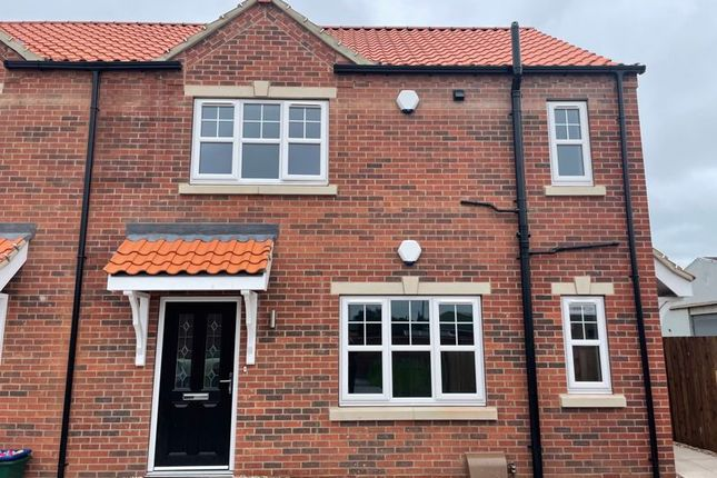 Thumbnail Flat to rent in Waterloo Court, Scunthorpe