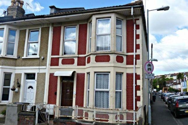 Thumbnail Flat to rent in Paultow Road, Windmill Hill, Bristol
