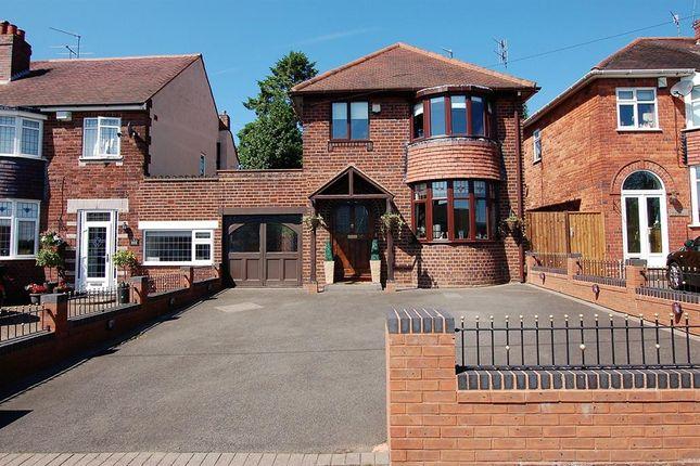 Thumbnail Detached house for sale in Barnett Lane, Wordsley