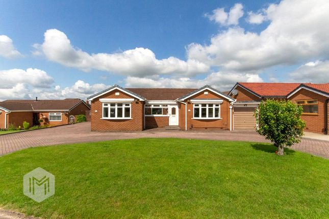 Thumbnail Bungalow for sale in Hollowell Lane, Horwich, Bolton, Greater Manchester