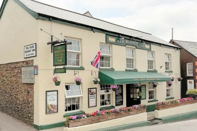 Thumbnail Pub/bar to let in The Olde Market Inn, Holsworthy