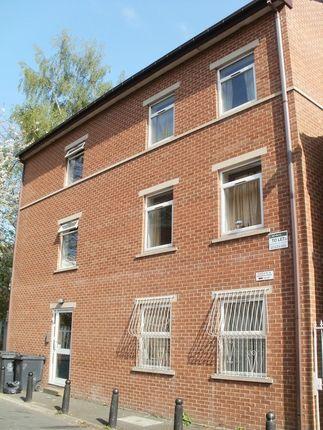 Thumbnail Flat to rent in Spenceley Street, University, Leeds