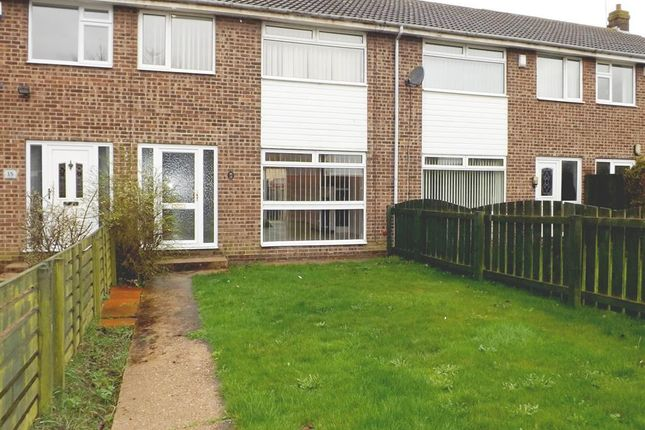 Thumbnail Terraced house to rent in Marsdale, Sutton-On-Hull, Hull