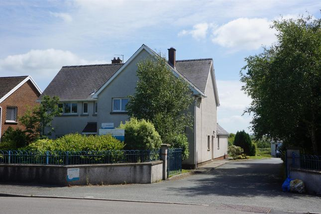 Thumbnail Land for sale in Haven Road, Haverfordwest