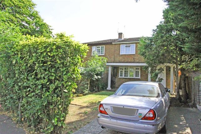 Thumbnail Semi-detached house for sale in The Ridgeway, Enfield