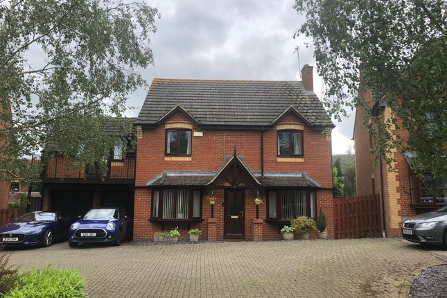 5 bed detached house for sale in Powis Lane, Westcroft, Milton Keynes MK4