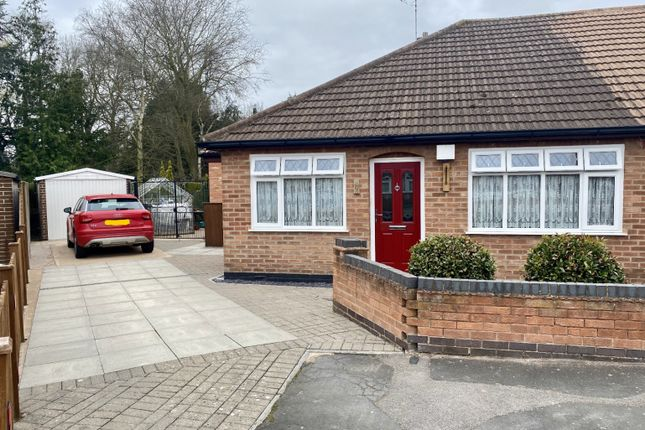 3 bed bungalow for sale in University Close, Syston, Leicester LE7