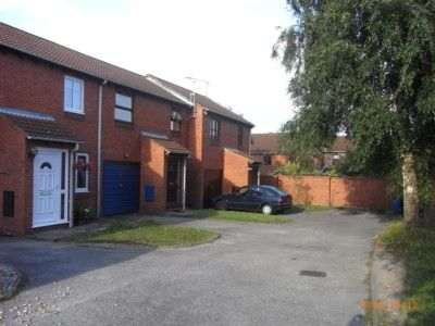 Thumbnail Property to rent in Sellafield Way, Lower Earley, Reading