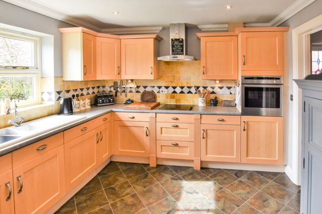 Kitchen of Westerby Court, South Kelsey LN7