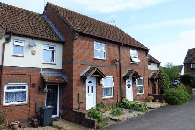 Thumbnail Terraced house for sale in Cornflower Road, Abbeymead, Gloucester
