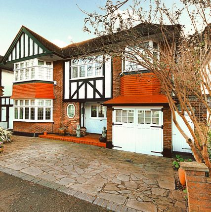 Thumbnail Detached house for sale in Audley Road, London W5, London,