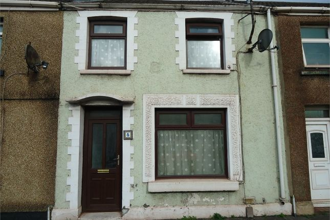 Thumbnail Terraced house to rent in Upper West End, Port Talbot, West Glamorgan