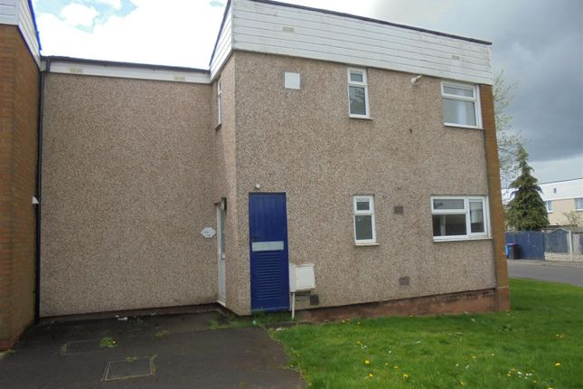 Thumbnail Terraced house for sale in Stonedale, Sutton Hill, Telford