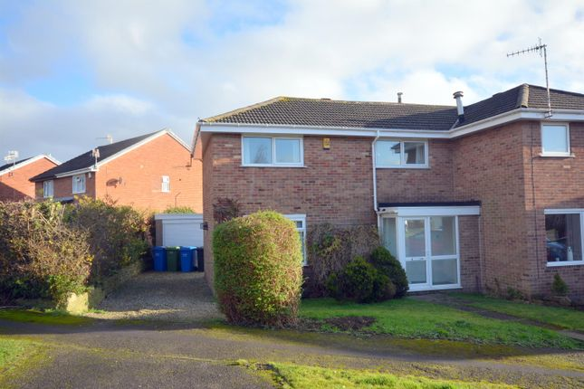 3 bed semi-detached house for sale in Elkstone Road, Linacre Woods, Chesterfield S40