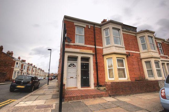 Thumbnail Flat to rent in Bayswater Road, Jesmond, Newcastle Upon Tyne