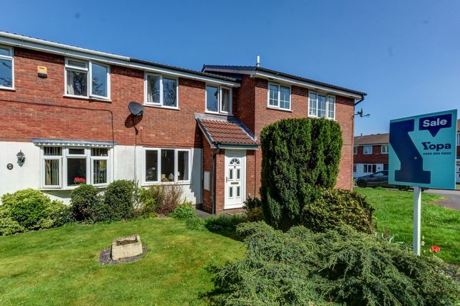 Thumbnail Terraced house for sale in Clares Lane Close, The Rock, Telford