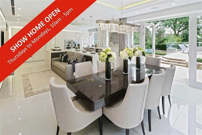 Thumbnail Flat for sale in The Residence, Camlet Way, Hadley Wood, Hertfordshire