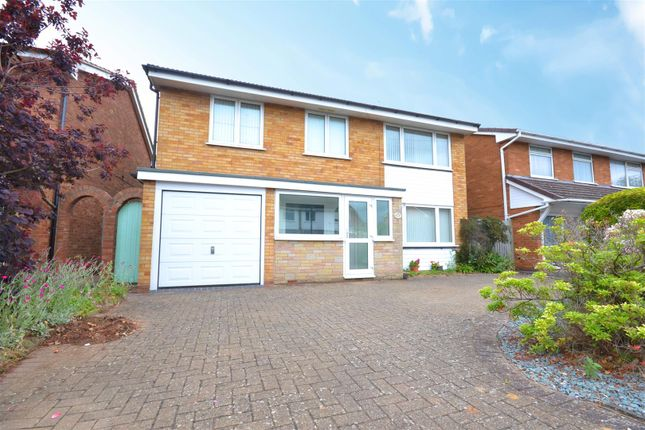 Thumbnail Detached house for sale in Masefield Road, Bridgetown, Stratford-Upon-Avon