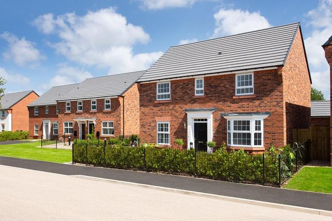 "Thumbnail Detached house for sale in ""Bradgate"" at Town Lane, Southport"