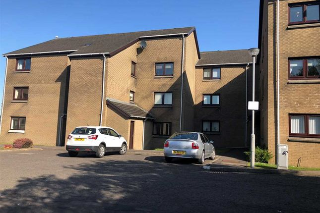 Thumbnail Flat for sale in Kelburn Court, Largs