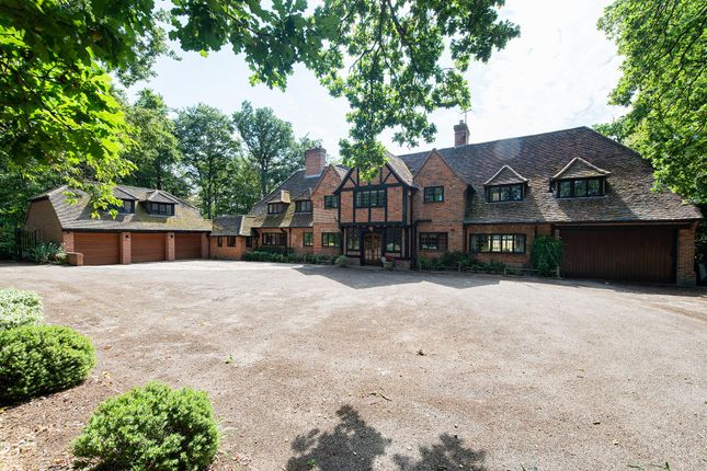 Thumbnail Detached house for sale in Banbury Road, Warwick, Warwickshire