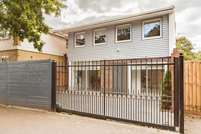 Thumbnail Terraced house for sale in Langton Way, Blackheath