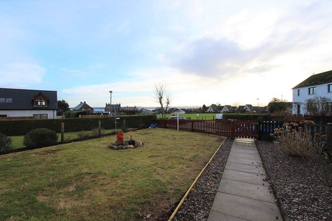 Garden Photo 2 of 11 Gollanhead Avenue, Rosemarkie, Fortrose, Black Isle. IV10