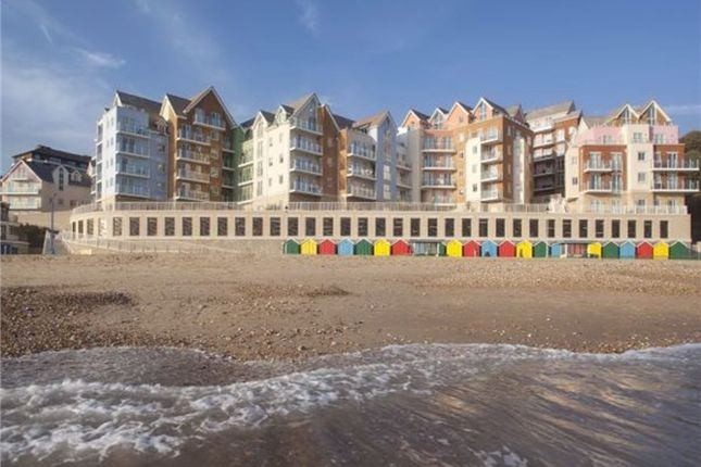Thumbnail Flat for sale in Honeycombe Beach, Boscombe Spa, United Kingdom