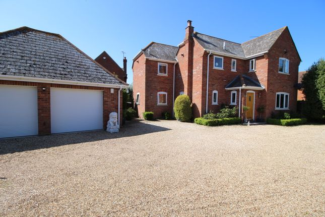 Thumbnail Detached house for sale in The Paddocks, Abberton, Colchester