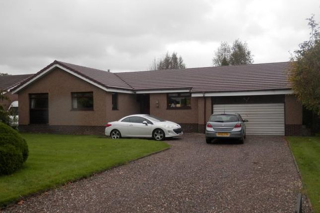 Thumbnail Detached house to rent in Colenhaugh, Stormontfield, Perth