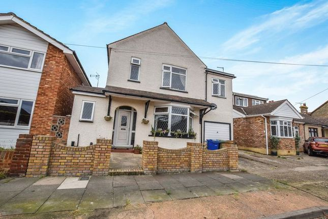 Thumbnail Detached house for sale in King Edward Road, Stanford-Le-Hope