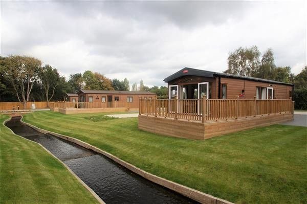 Thumbnail Detached house for sale in Colchester Holiday Park, Cymbeline Way, Colchester