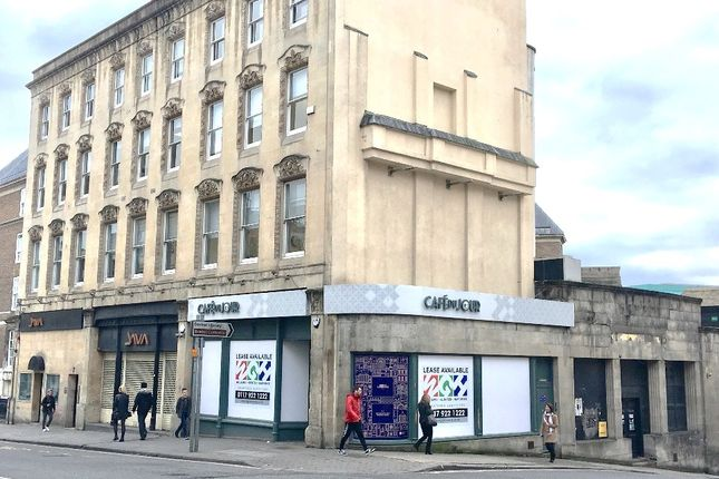 Thumbnail Retail premises to let in 7 Park Street, Bristol
