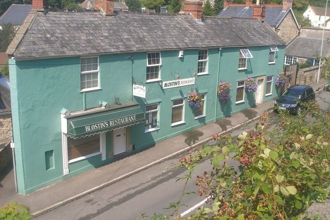 Thumbnail Restaurant/cafe for sale in 29-33 Waterloo Road, Shepton Mallet