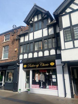 Thumbnail Retail premises to let in 22 Frodsham Street, Chester