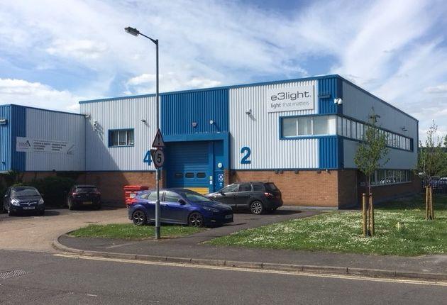 Thumbnail Industrial to let in The Ridgeway, Welwyn Garden City