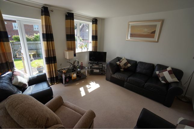 Living Room of Swanfold, Wilmcote CV37
