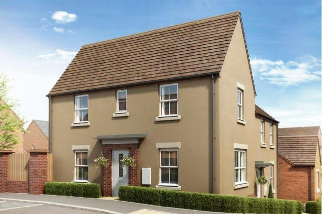 "Thumbnail Semi-detached house for sale in ""Moresby"" at Bankside, Banbury"