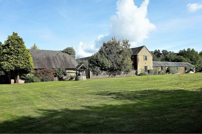 Thumbnail Barn conversion for sale in Sywell Road, Overstone