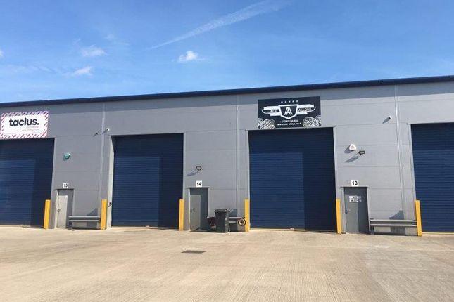 Thumbnail Light industrial to let in Unit 13, Wentloog Buildings, Wentloog Road, Rumney, Cardiff