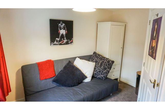 Bedroom Four of Maple Leaf Drive, Birmingham B37