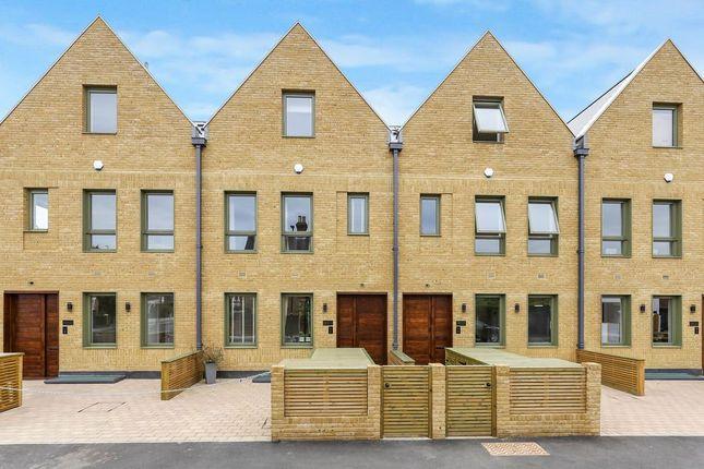 Thumbnail Detached house for sale in Montague Road, Wimbledon